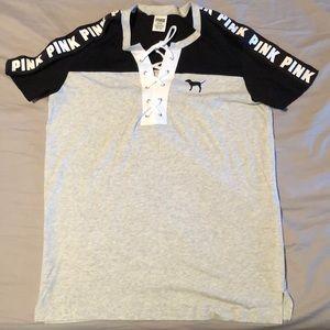 PINK Light Weight T-Shirt